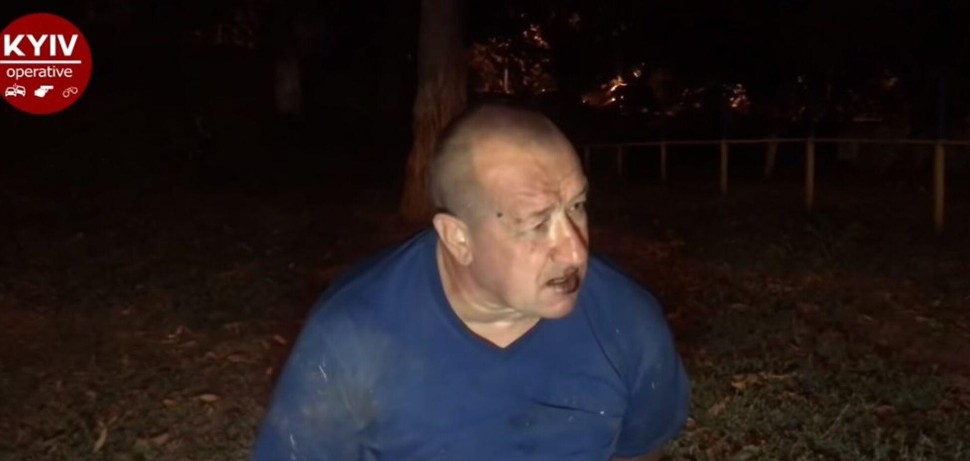 Напал и таскал за волосы: в Киеве пьяный жестоко избил врача скорой помощи