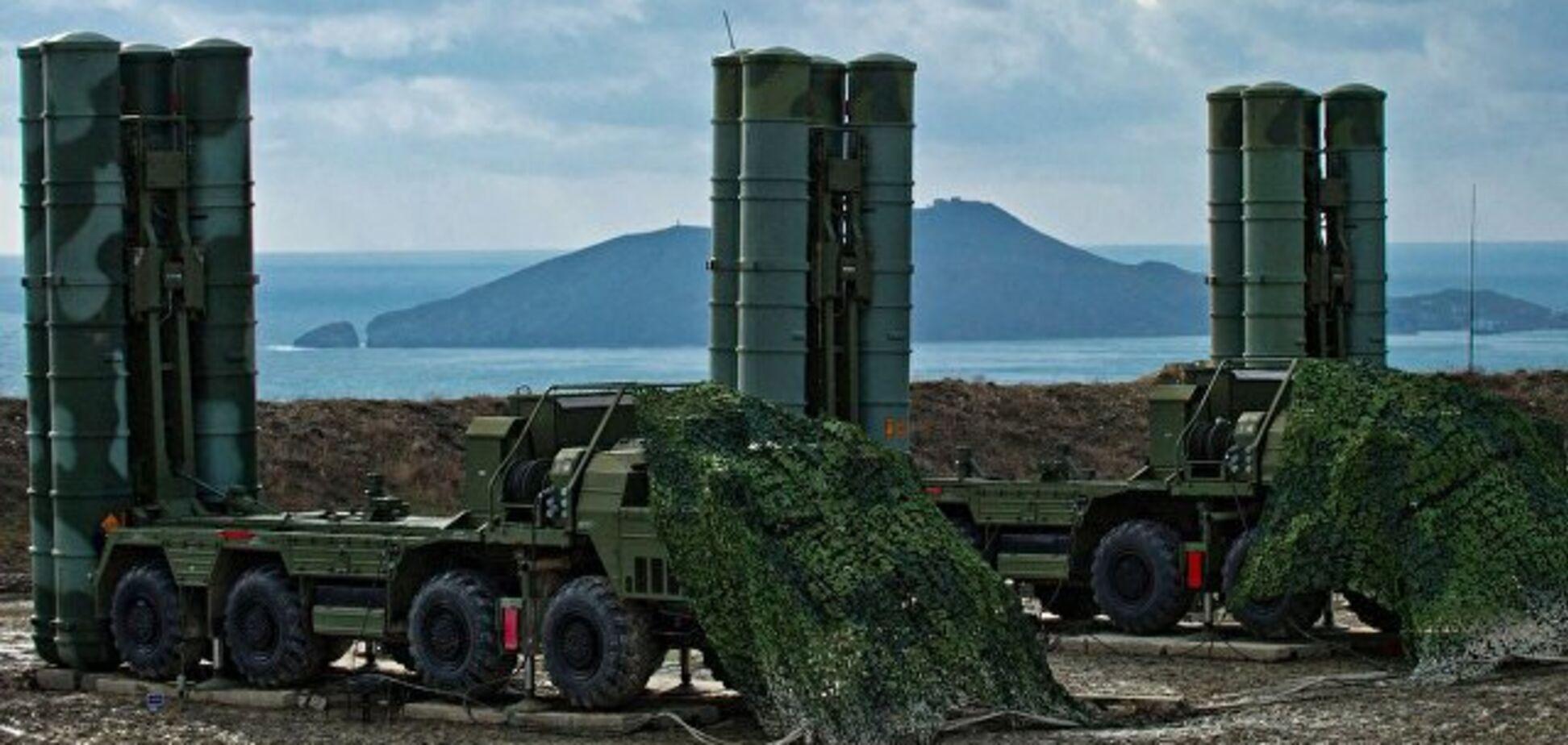 ''Боевое дежурство'': Россия приготовилась сбивать самолеты над Крымом