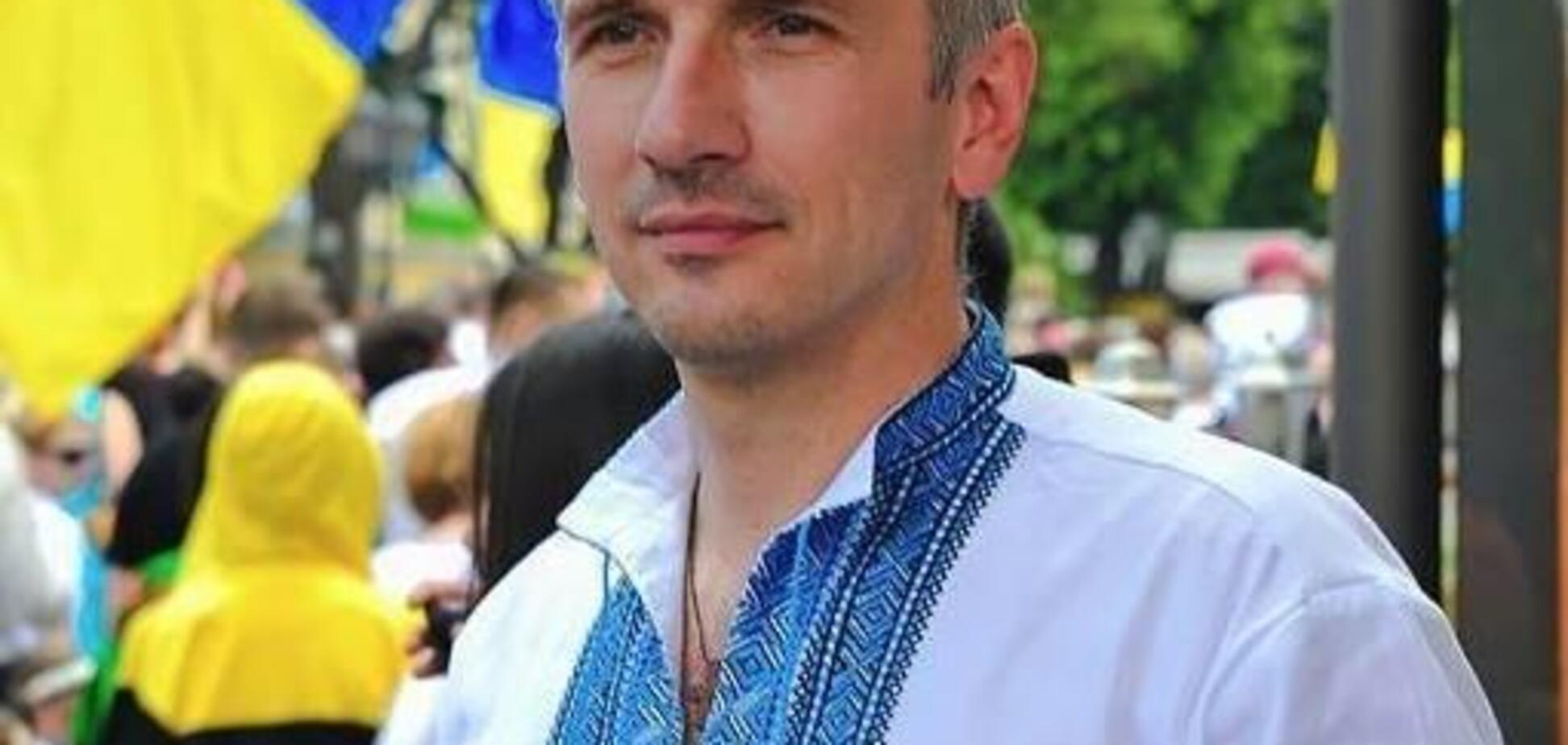 Пуля в грудь: в Одессе стреляли в известного активиста