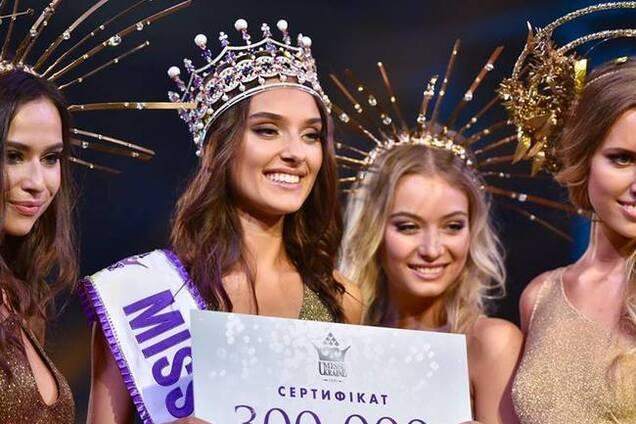 """""""Мисс Украина-2018"""" рассказала, на что потратит денежный приз"""