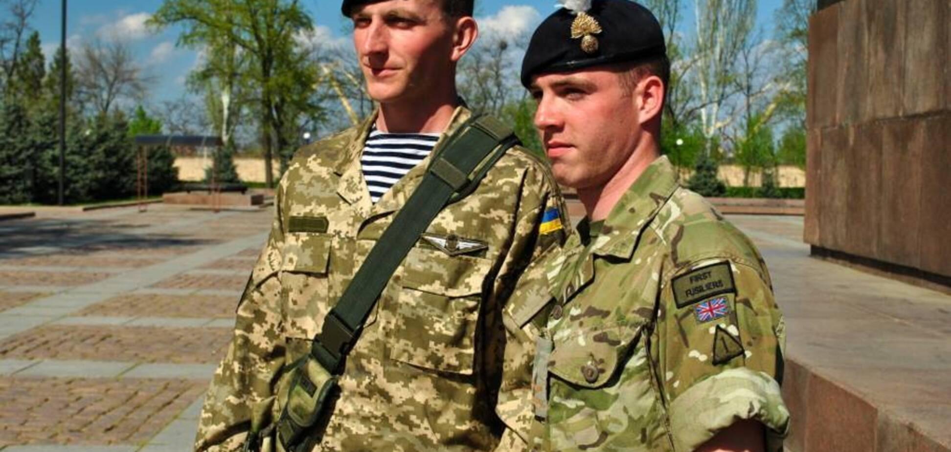 В Украину прибудет британская морская пехота: названы причины
