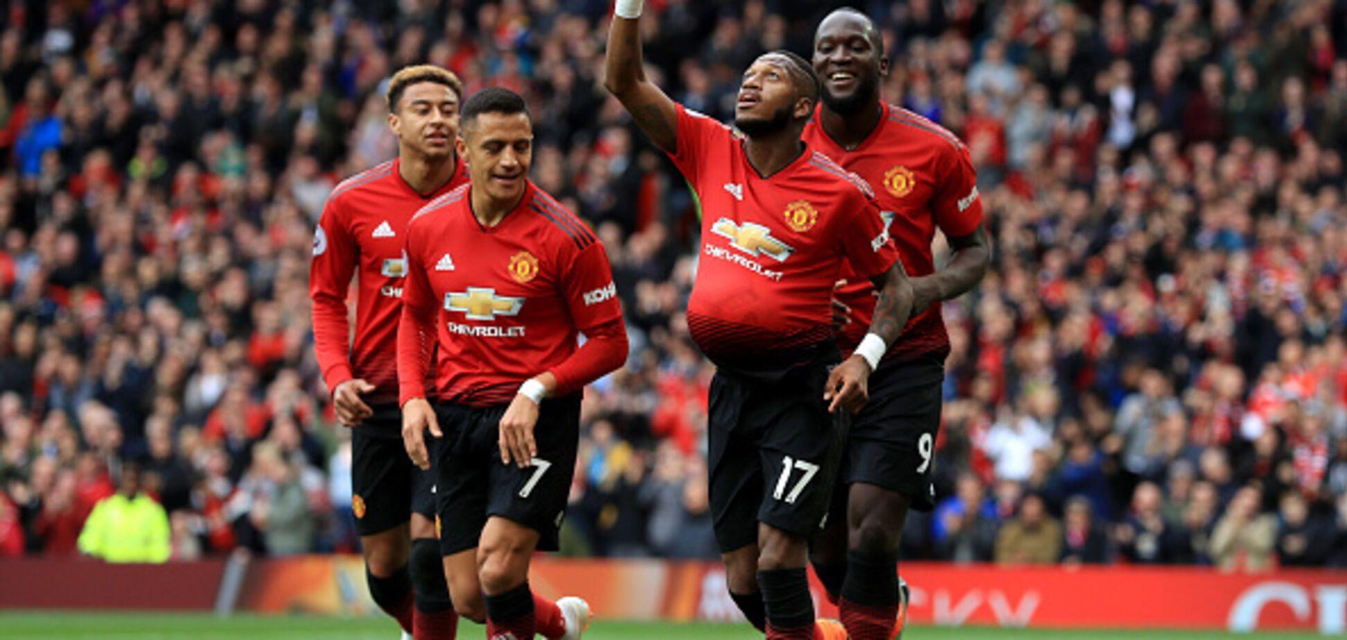 Зірка 'Шахтаря' забив дебютний гол за 'Манчестер Юнайтед'