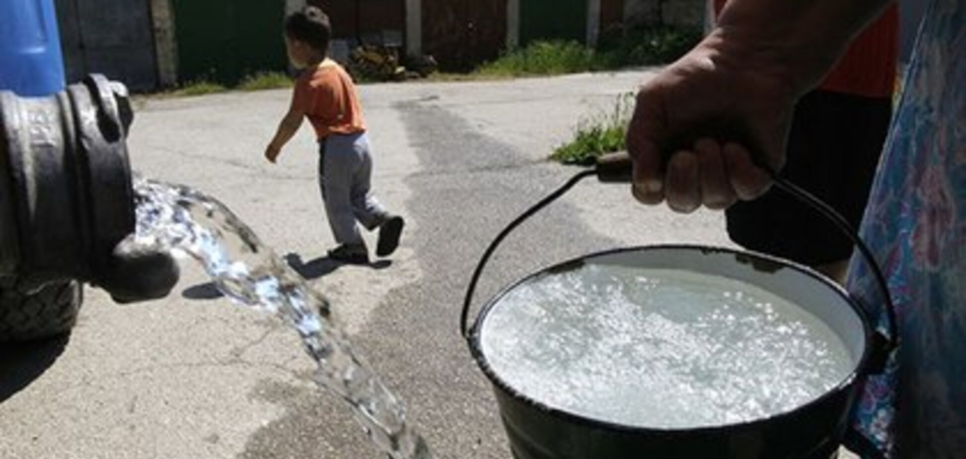 Брак питної води в Криму: окупанти почали бити на сполох