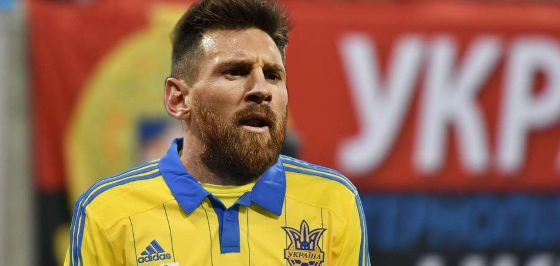 Відомому аргентинському футболістові запропонували виступати за збірну України