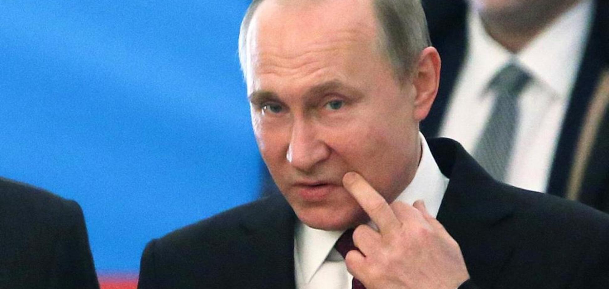'Припав до витоків!' Путін обурив мережу замашками Гітлера