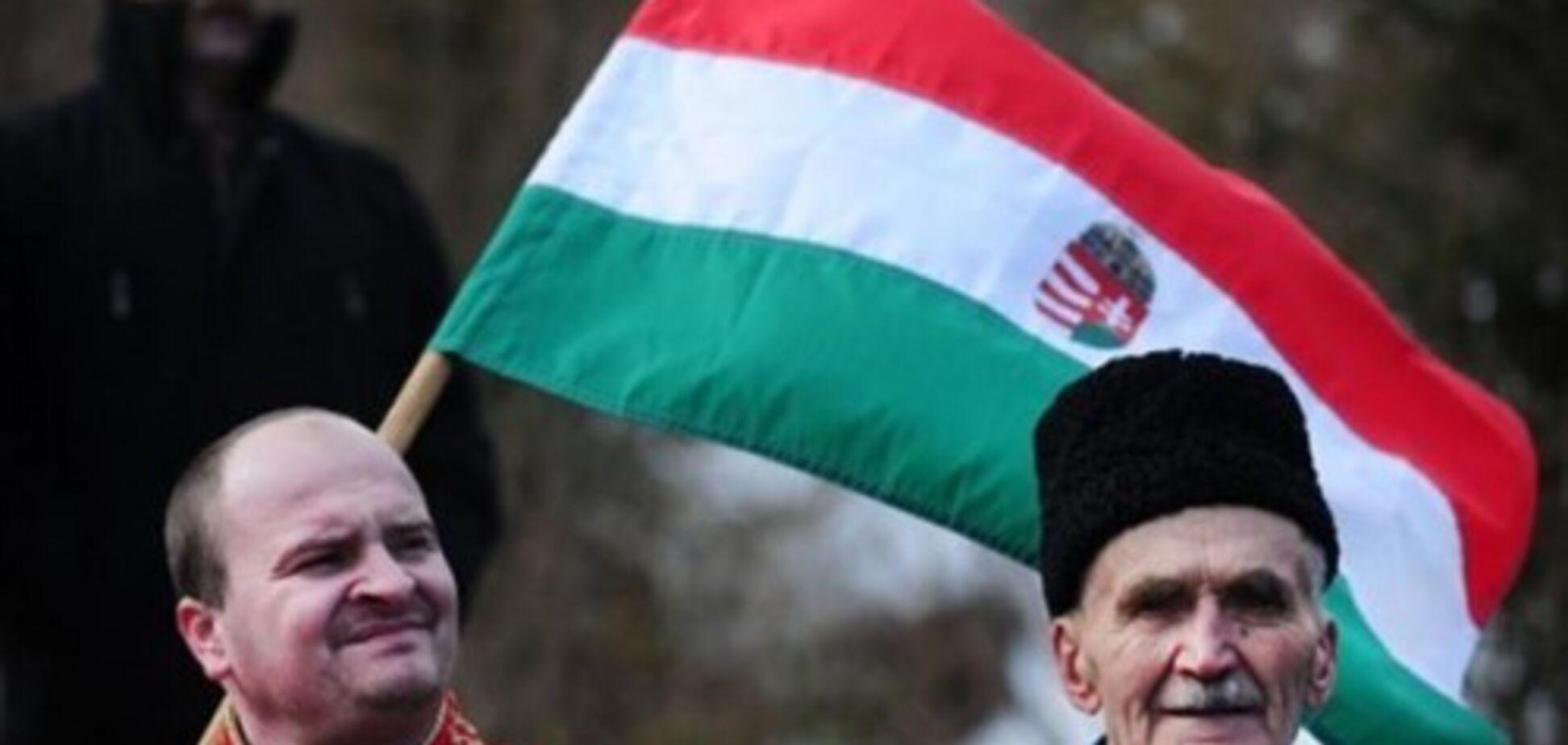 ''Предатели Родины!'' Закарпатцы с паспортами Венгрии угодили в ''Миротворец''