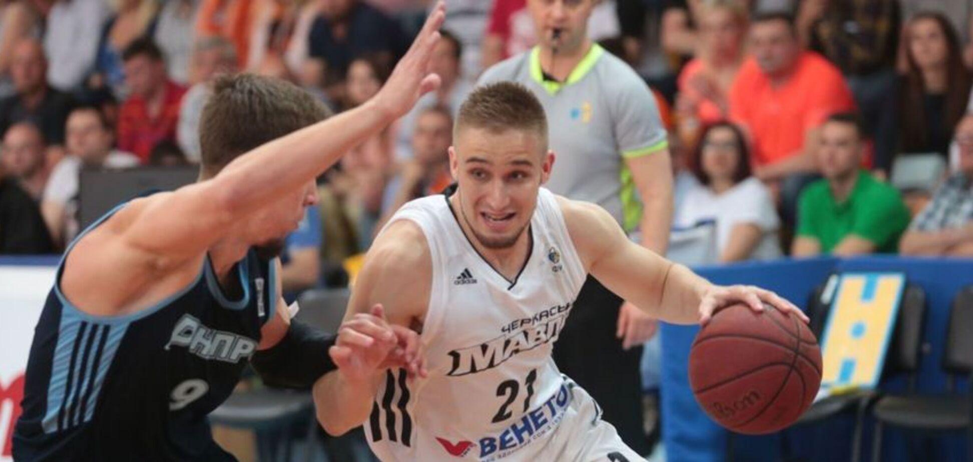 Состоялся первый матч за Суперкубок Украины по баскетболу