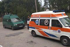 В Україні поліцейська збила жінку похилого віку на переході: перші фото і подробиці