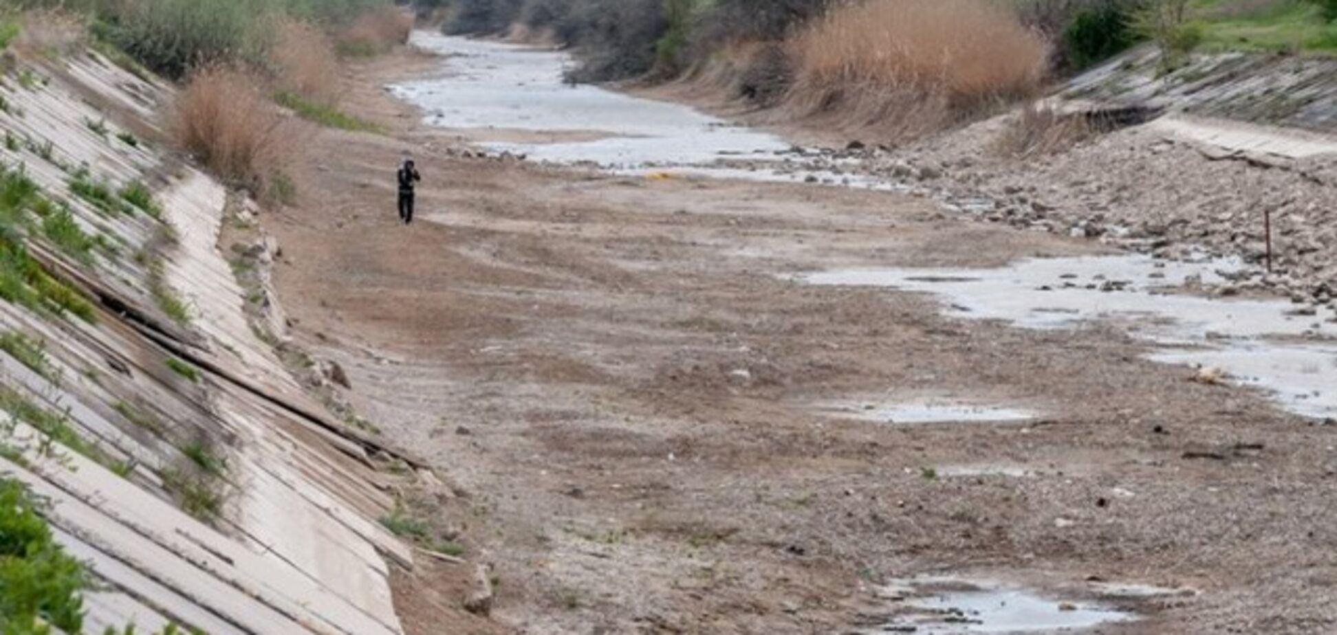 ''Собираем дождевую воду'': в Крыму захотели вернуться в Украину