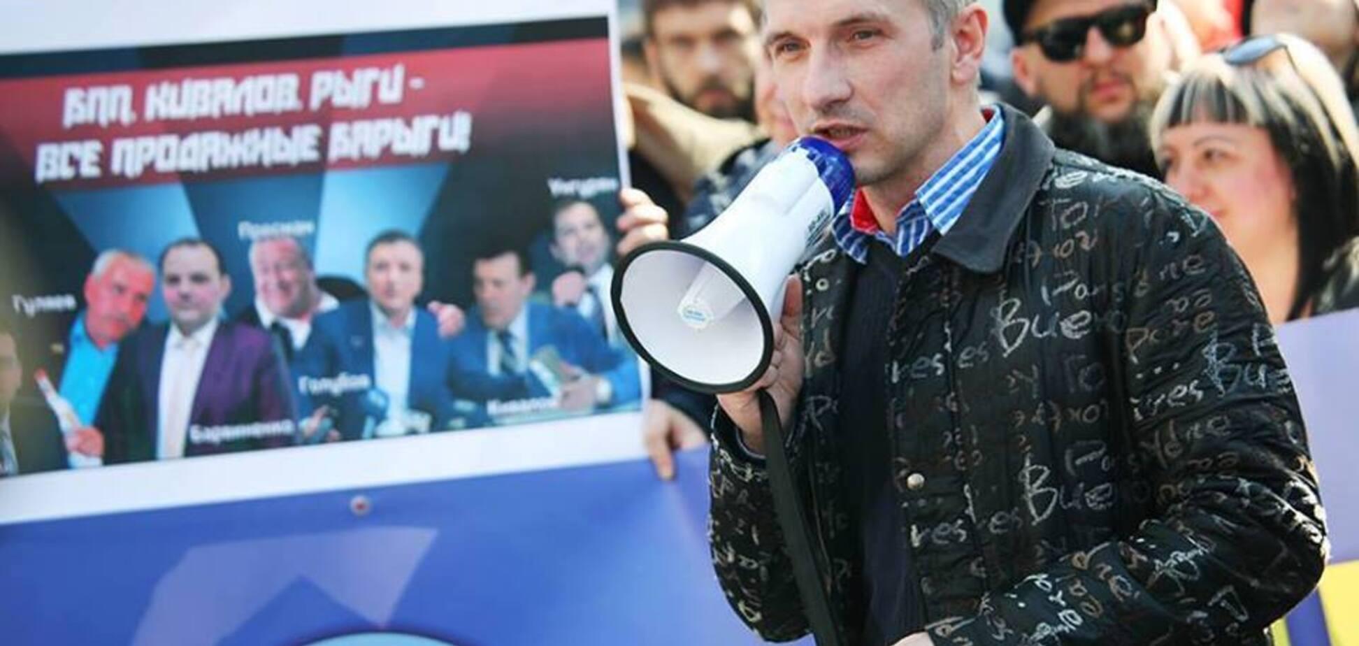 Покушение на активиста в Одессе: появились новые детали