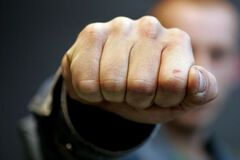 'Били по голове ногами': банда подростков опять запугала Каменское