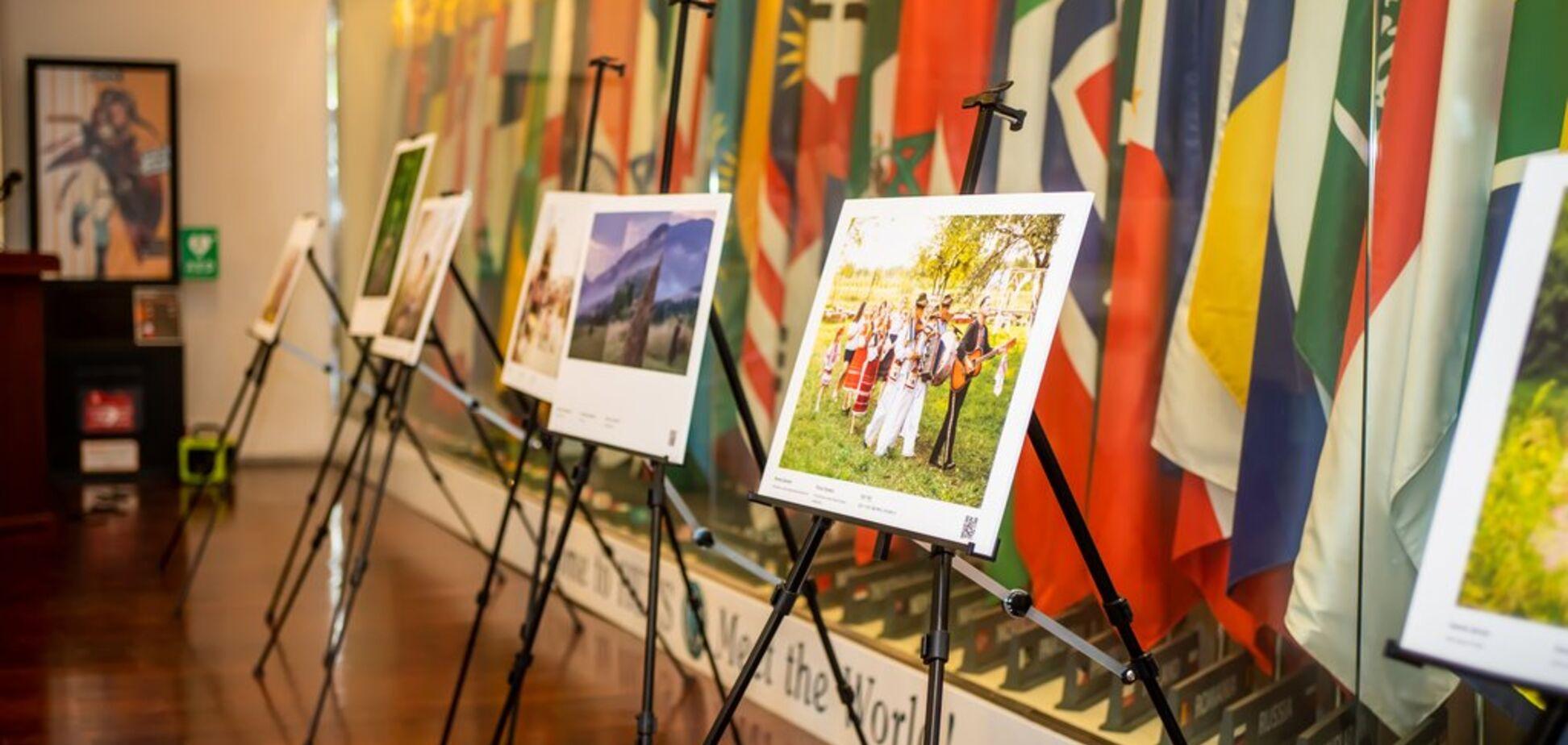 В Южной Корее состоялась выставка об Украине: фото