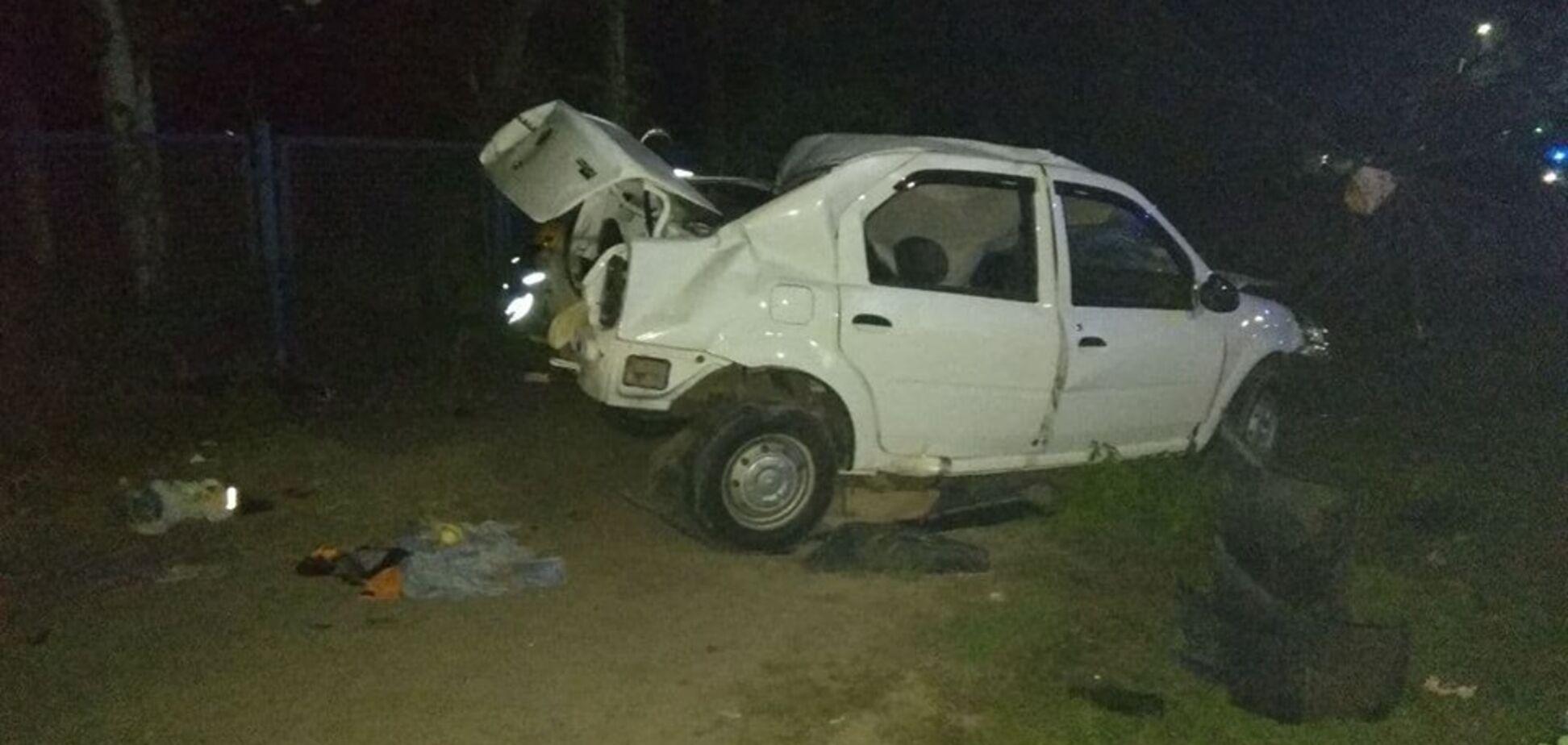 В Запорожье на Набережной молодой парень разбился насмерть