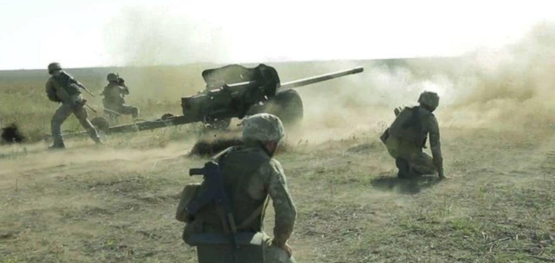 Артиллеристы ВСУ блестяще отразили атаку танков: мощные кадры