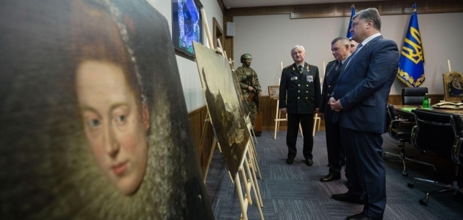 ''Спектакль Кремля, марионетки Путина'': названа причина лишения Порошенко звания в Италии