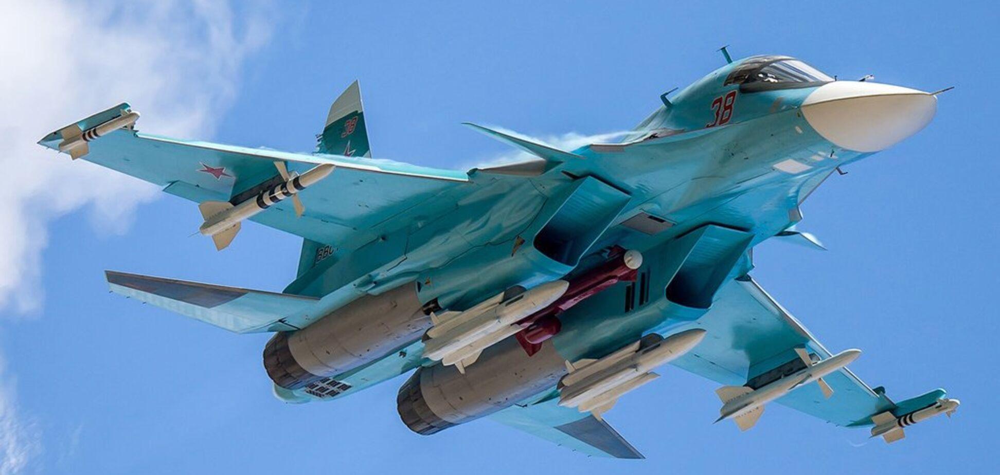 ''Зате без б*ндерівців'': у Криму підняли паніку через військові літаки Путіна