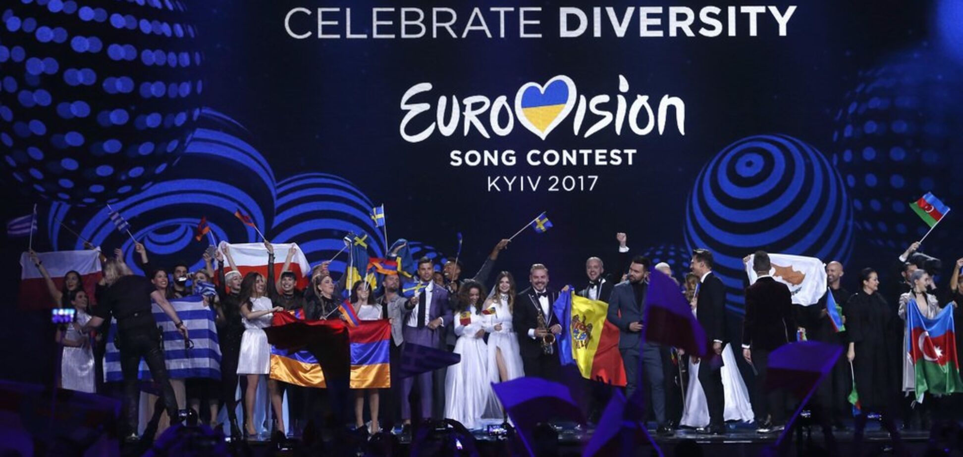 В Україні на 'Євробаченні-2017' знайшли порушень на десятки мільйонів
