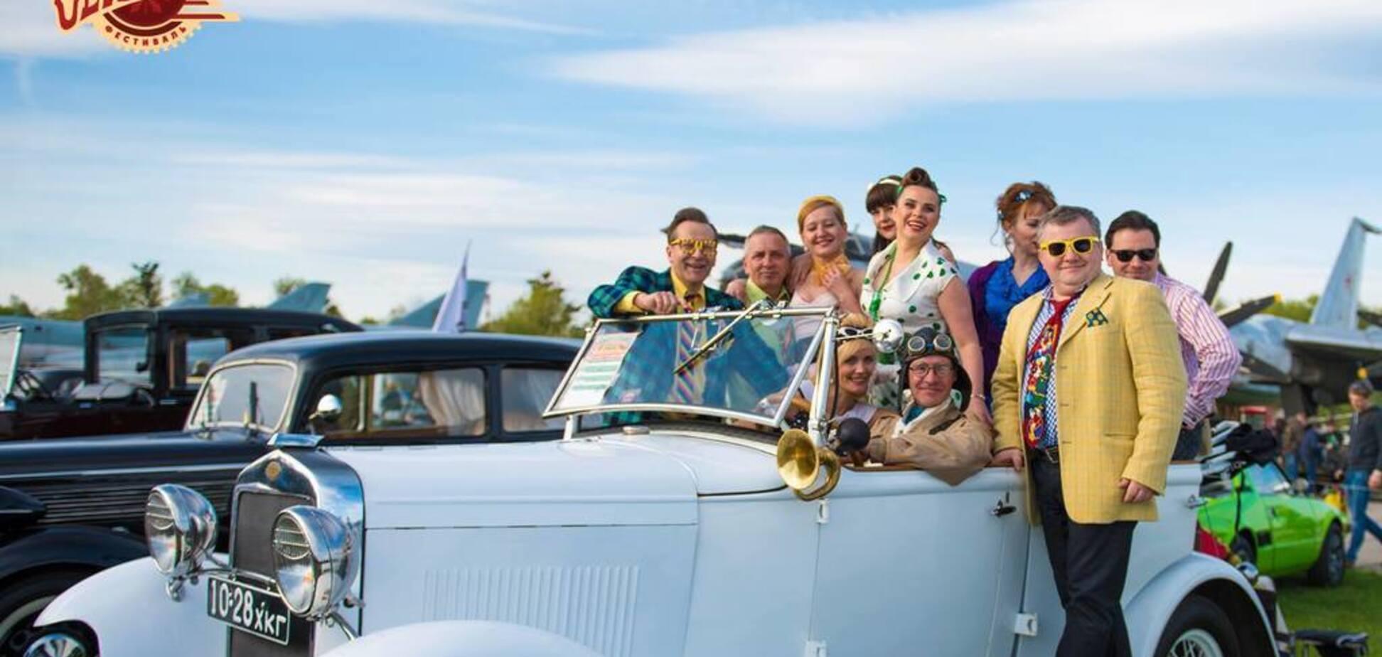 OldCarLand: повний гід фестивалем раритетних авто