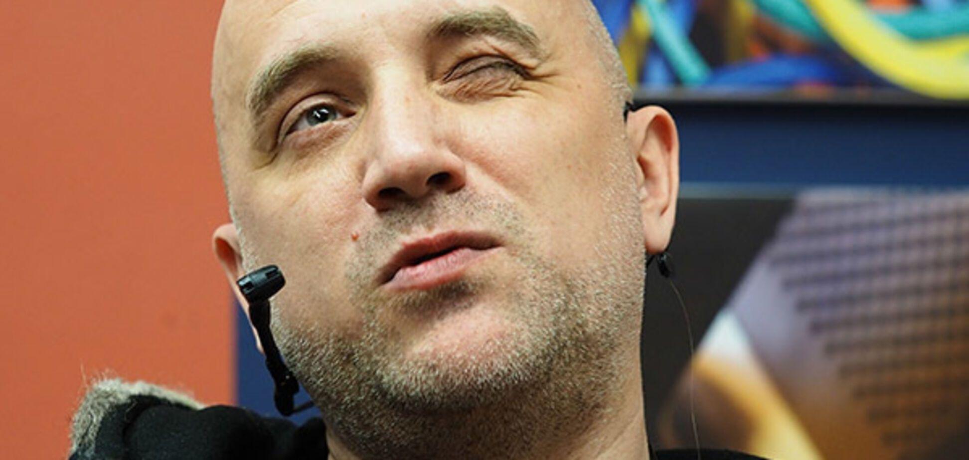 ''Это нелепо'': Прилепин объяснил, почему ''Донбасс не вернется в Украину''