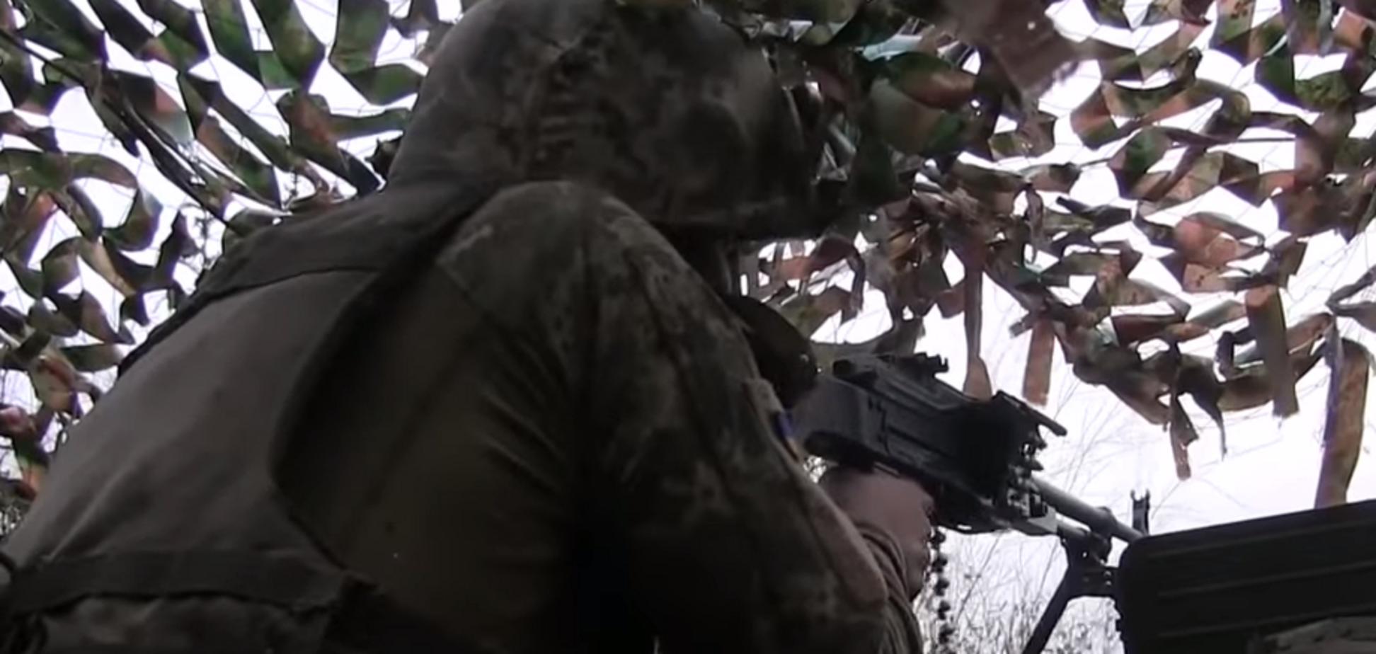 Прошивает толстые деревья: Россия завезла на Донбасс новое смертоносное оружие