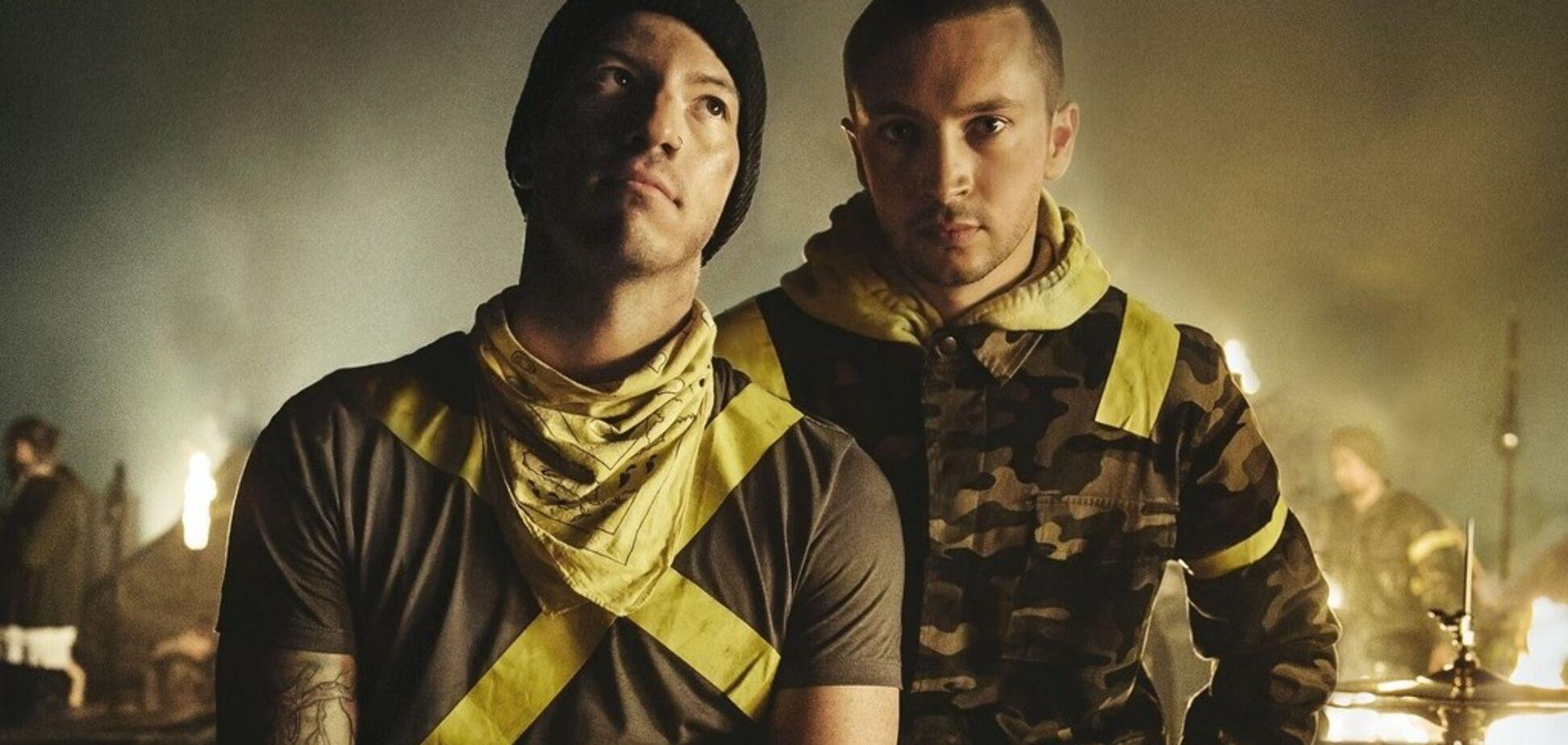 Знаменитая группа из США похвасталась съемками клипа в Киеве