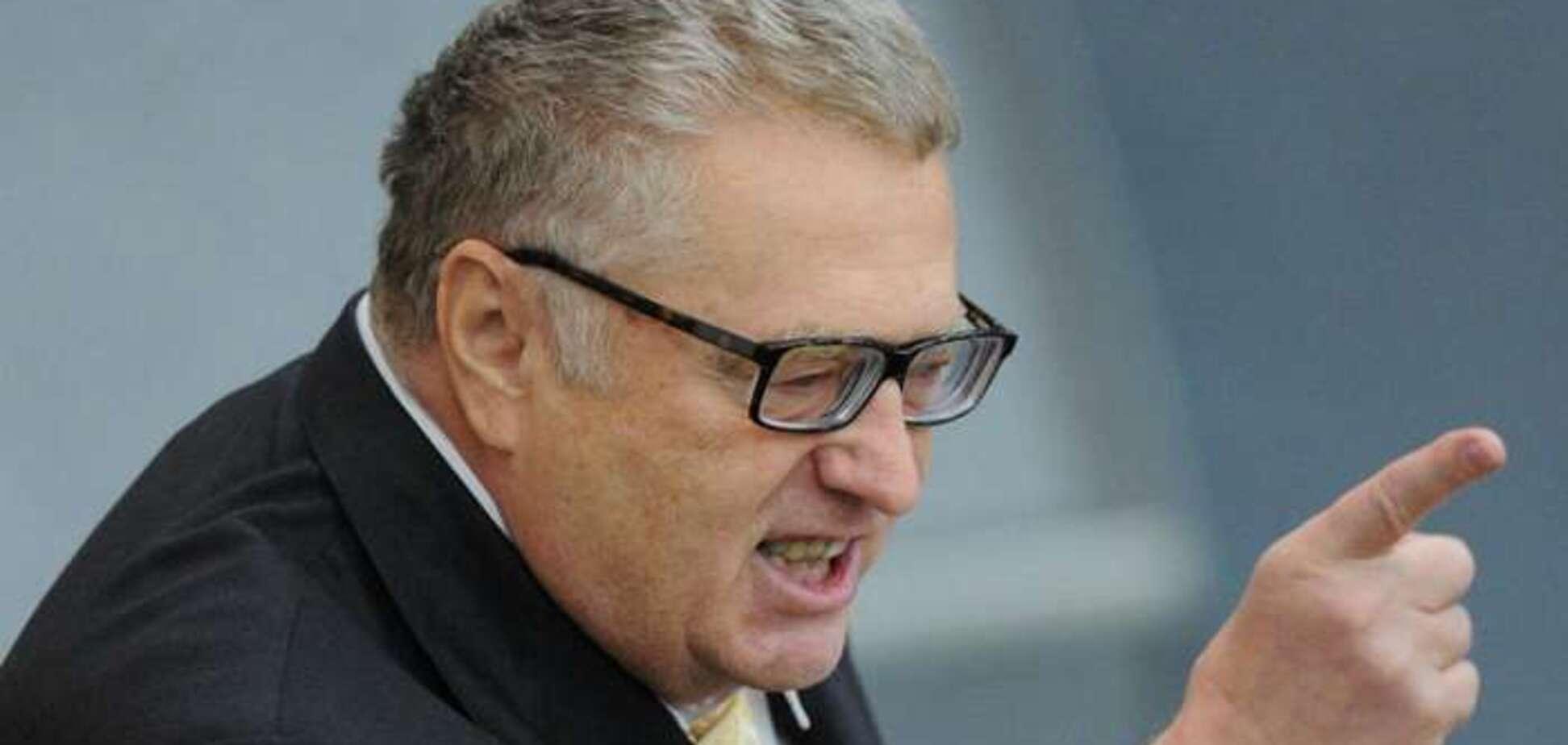 ''Каждый получит свое'': стало известно, почему Жириновского вызвали на допрос в СБУ
