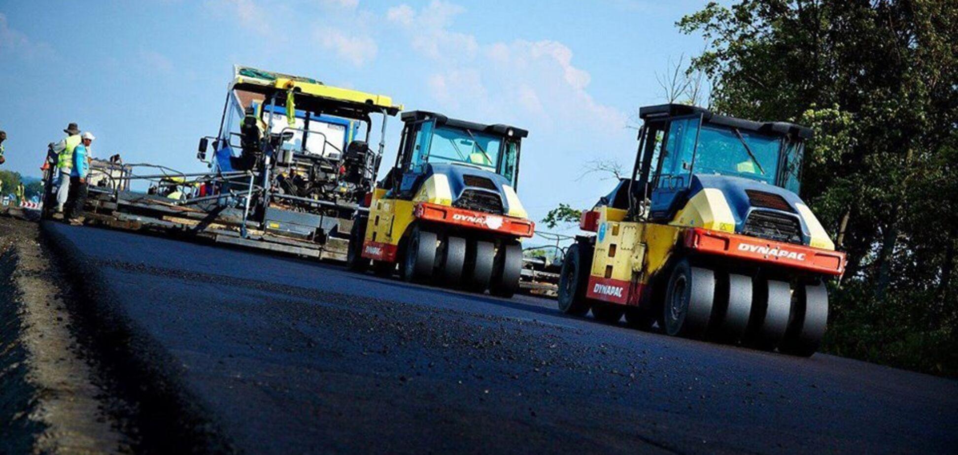 'Первый автобан в Украине'': появились новые подробности строительства