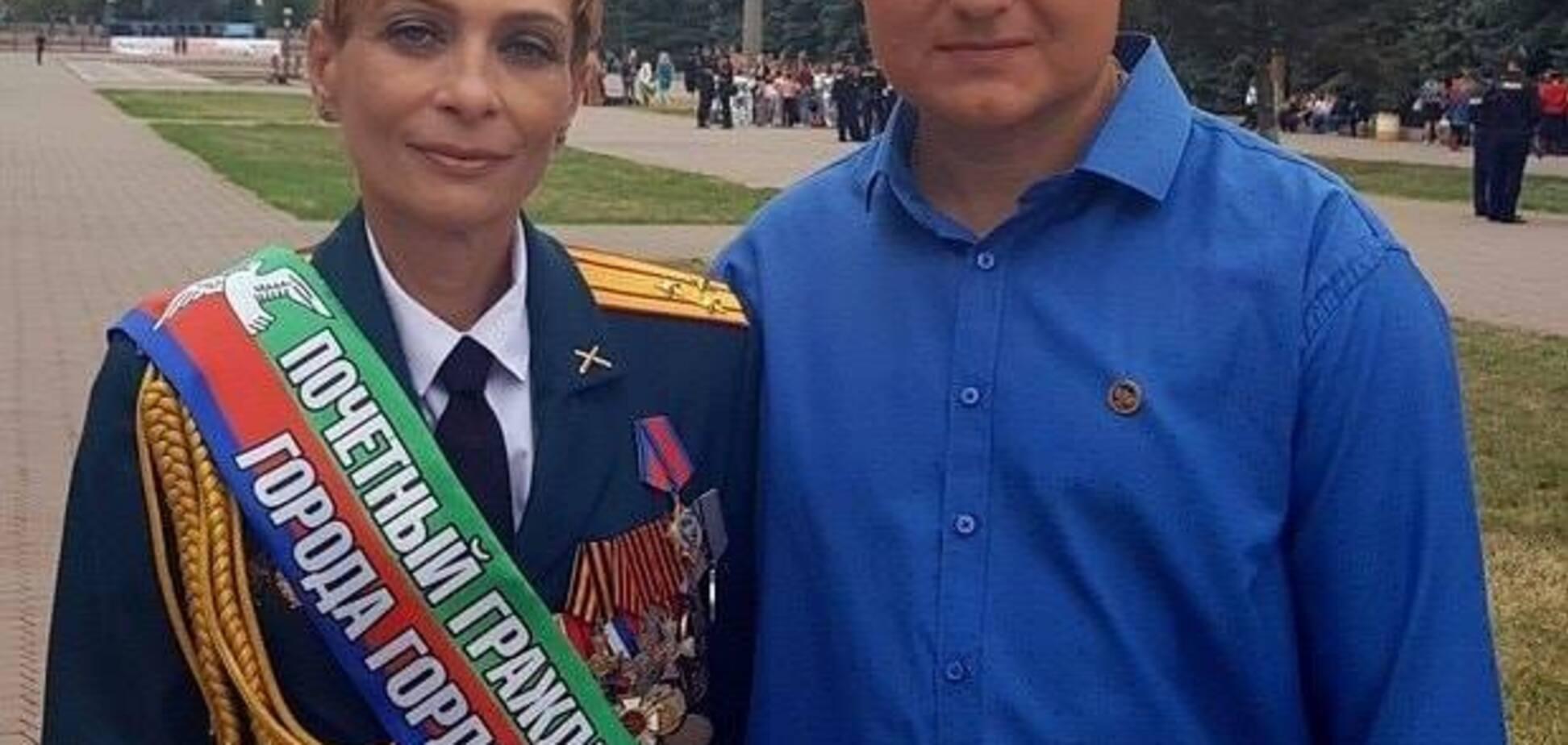 ''Ответ придет!'' В ''ДНР'' наградили военную предательницу Украины