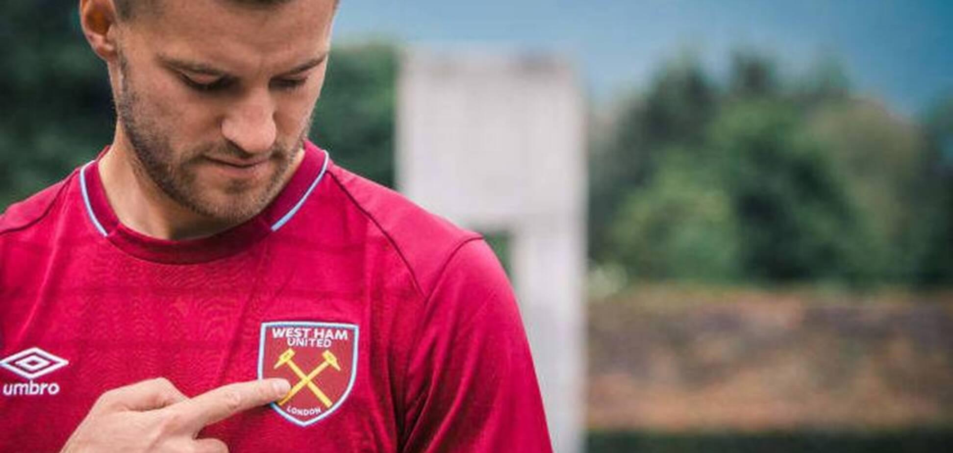 Официально: 'Вест Хэм' сделал заявление по травме Ярмоленко