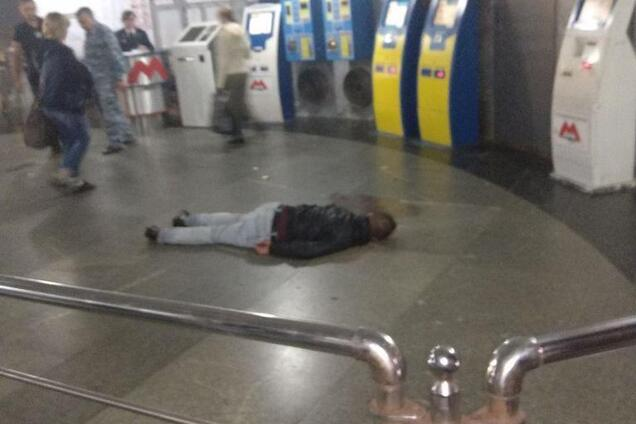 Залив підлогу кров'ю: що відомо про надзвичайну подію у метро Харкова