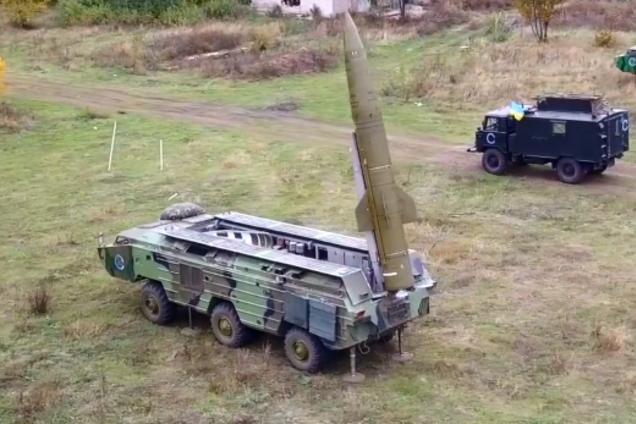 Появилось видео самого грозного оружия Украины