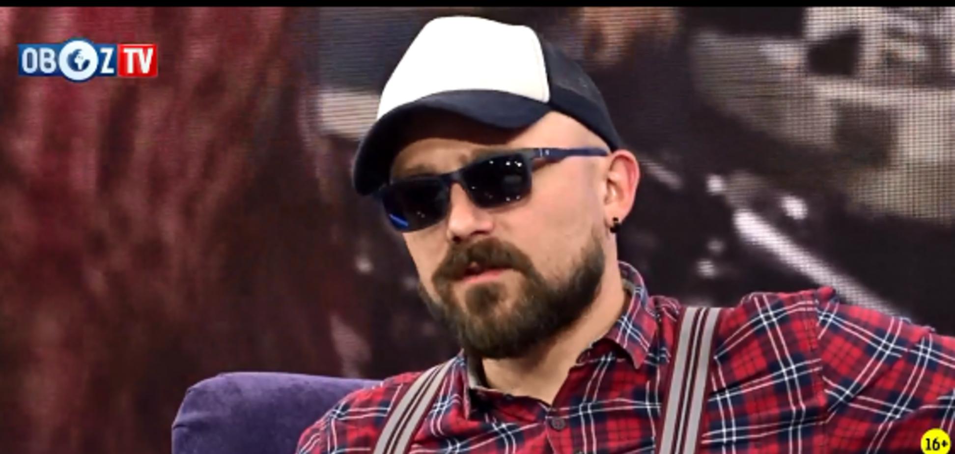 'Можем им помочь': певец рассказал, как Украине поступить с Россией