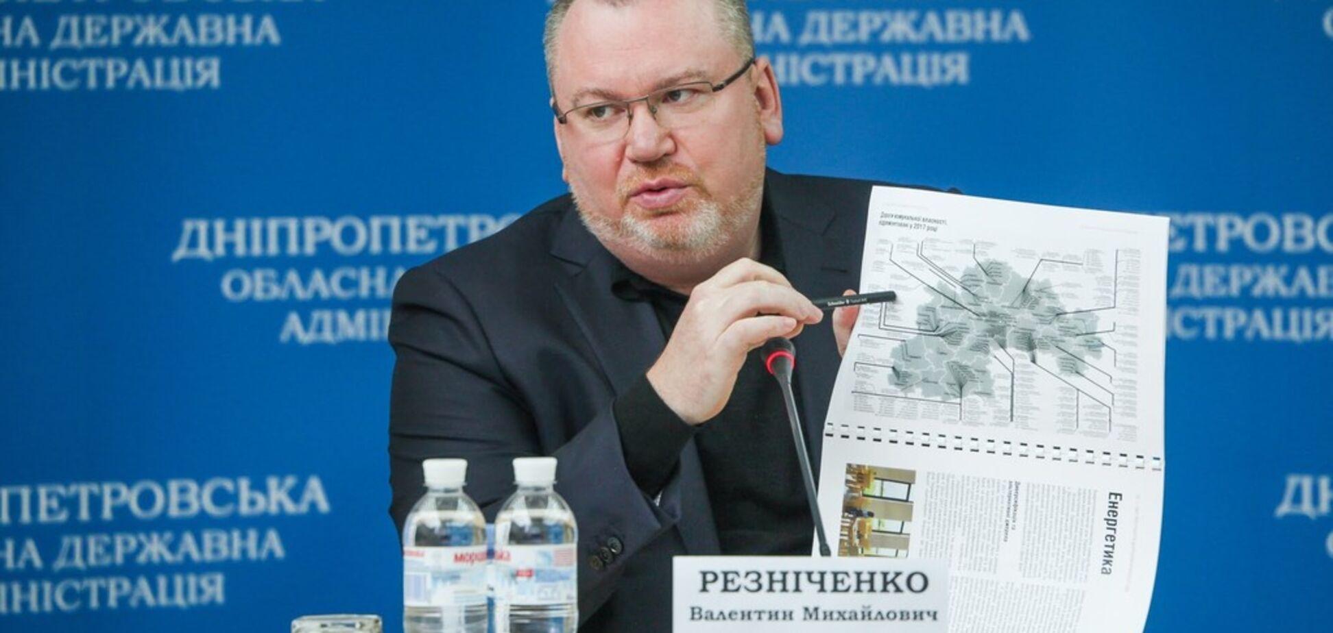 Резниченко: на дорогах Днепропетровщины строят весовые площадки