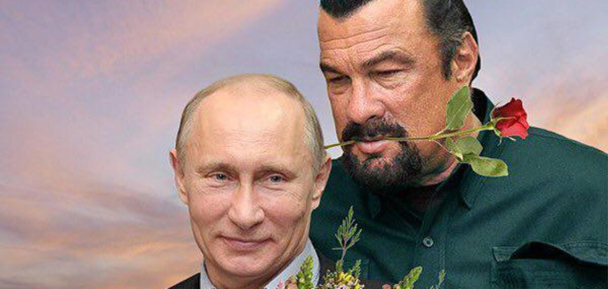 'Губернатор, якого ми заслужили': Сігал здивував росіян політичними амбіціями