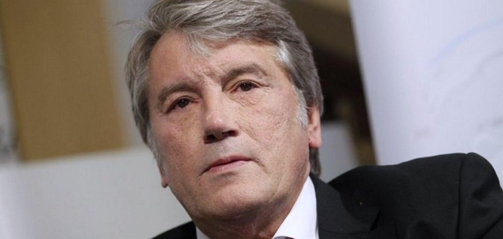 Ющенко разозлил пропагандистов Кремля заявлением о жителях ''Л/ДНР''