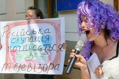 Росія окупувала культуру України
