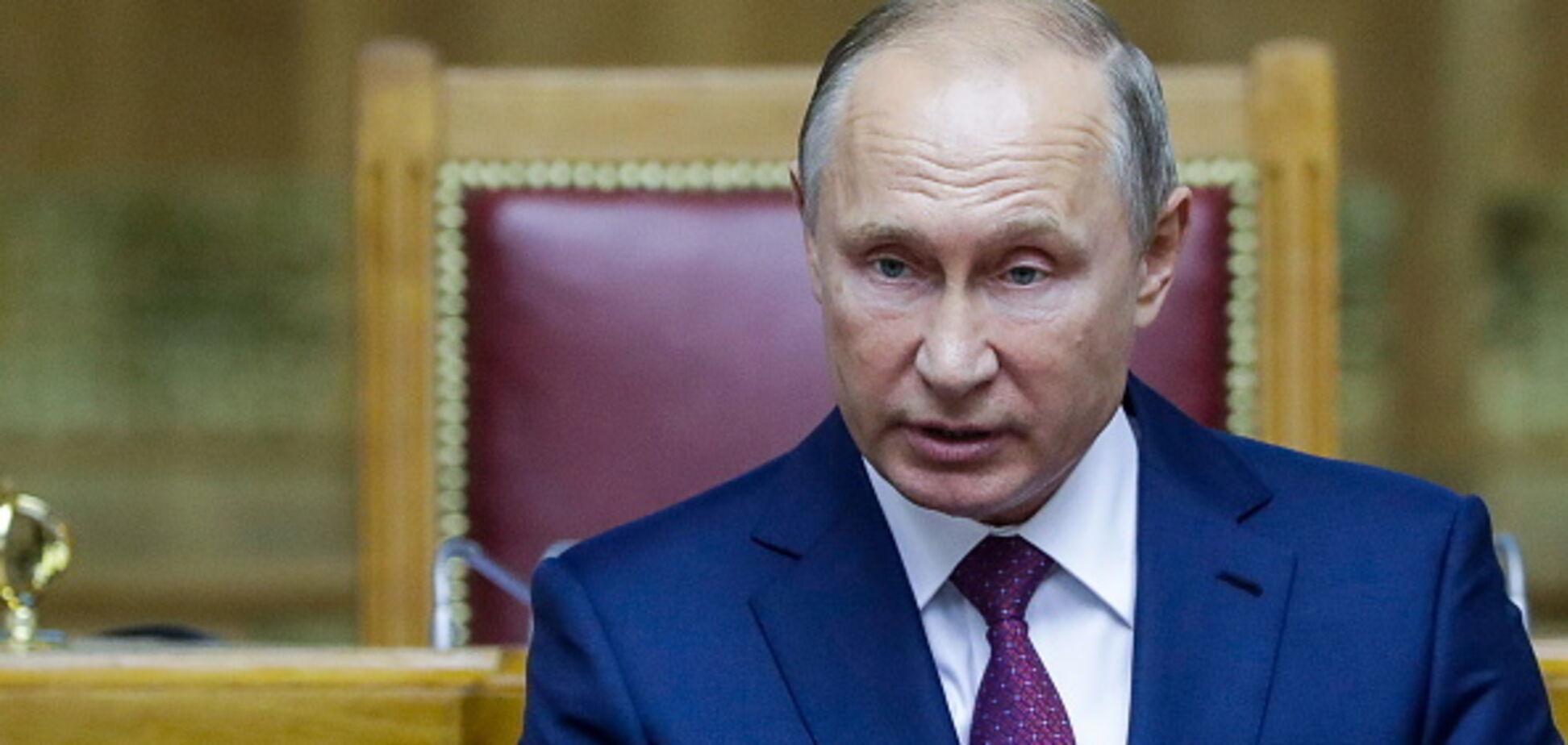 Путин устраивает с Украиной 'развод века' - The Washington Post