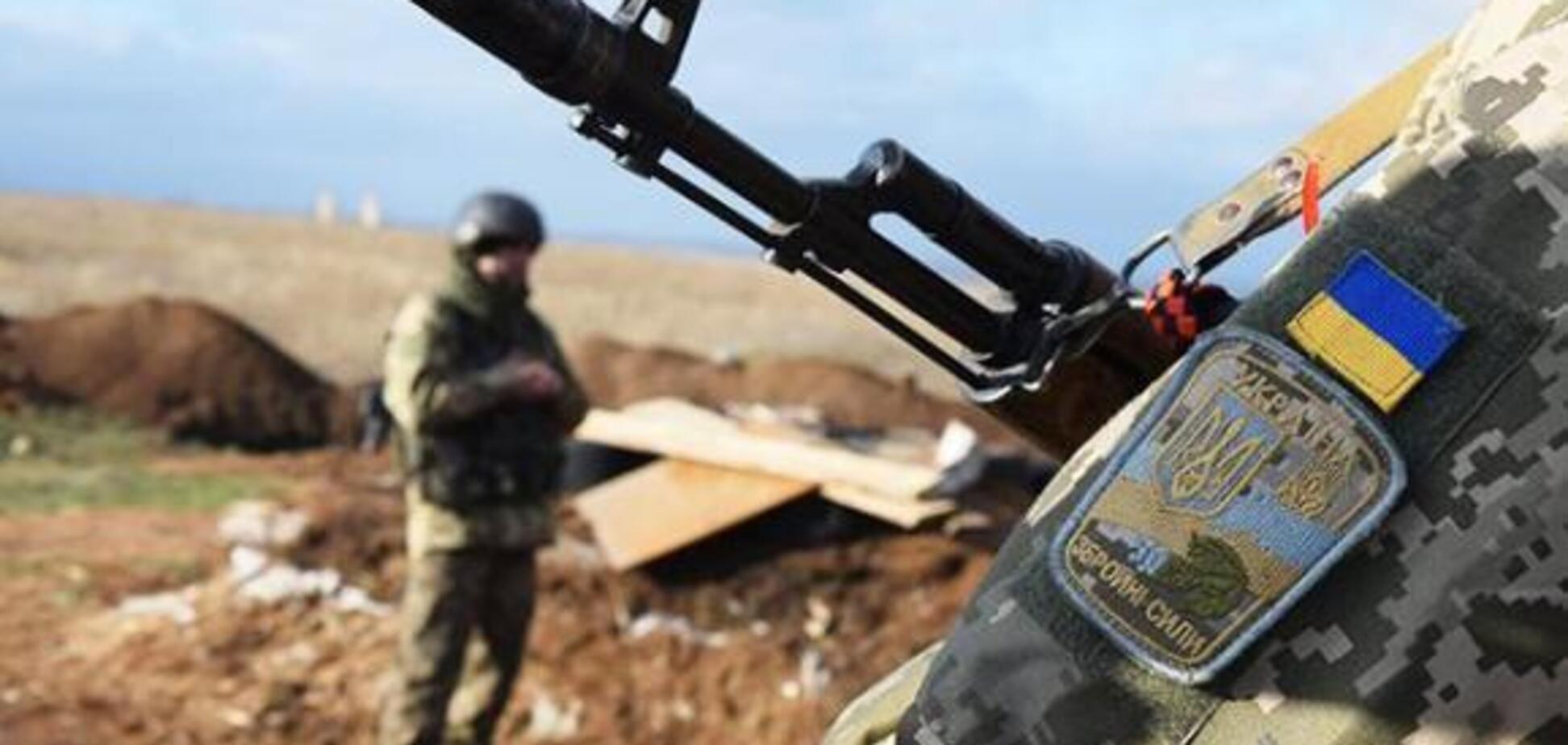 Боевики 'Л/ДНР' прицельно обстреляли бойцов ОС: пятеро ранены