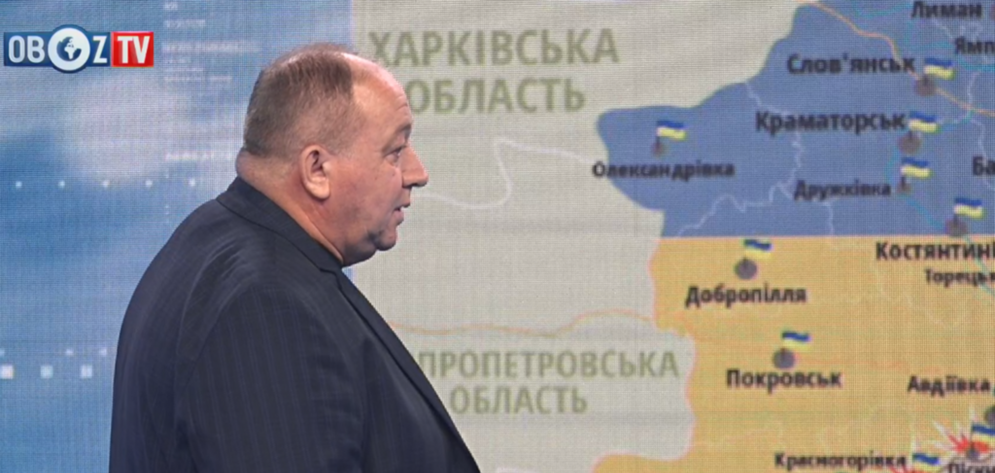 Сейчас наступление ВСУ на Донбассе неминуемо закончится поражением - Кихтенко
