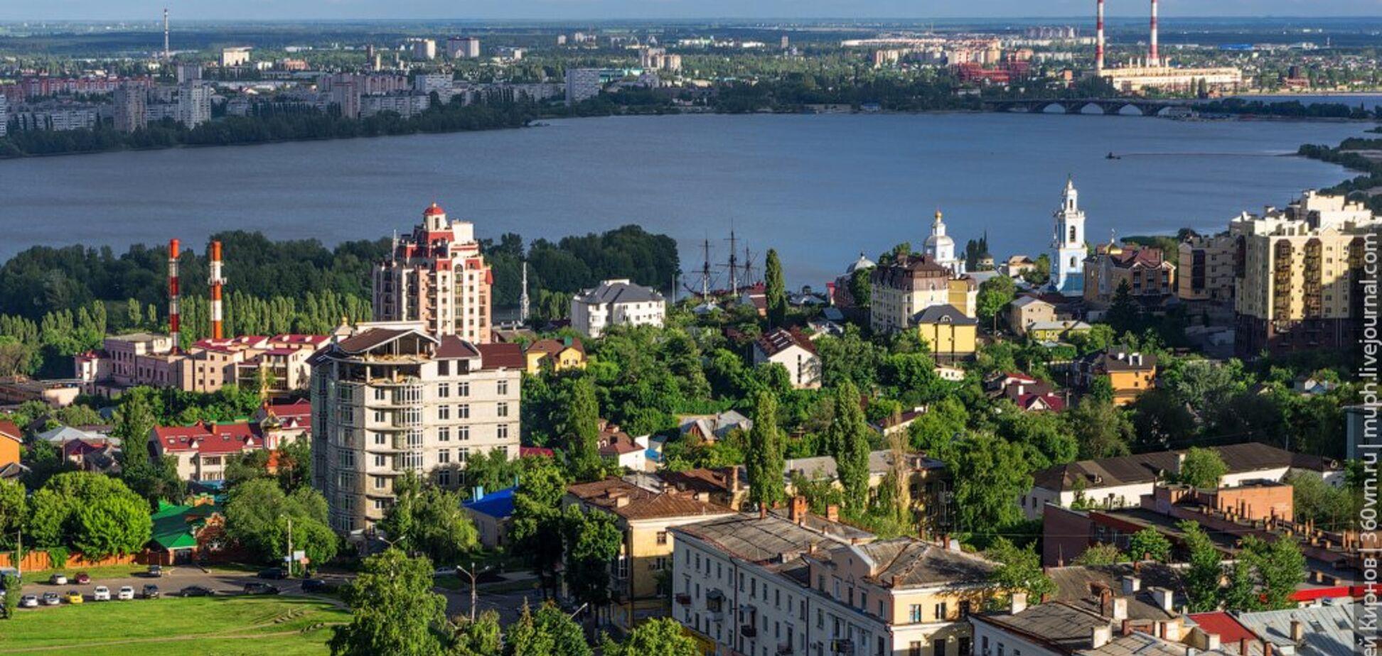 А можно было бы счастливо жить в Воронеже...