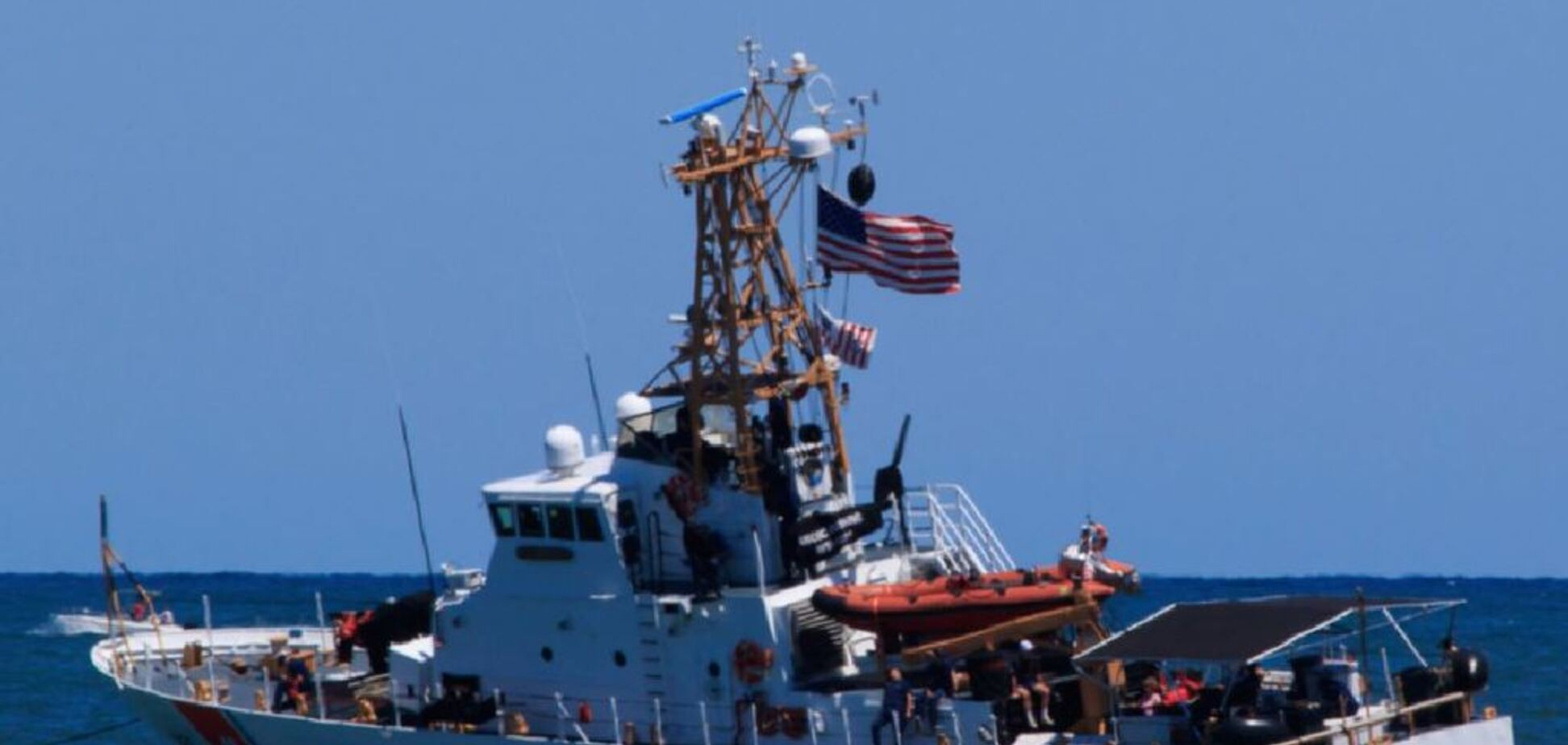 США допоможуть Україні захистити Азовське море: з'явилися нові подробиці
