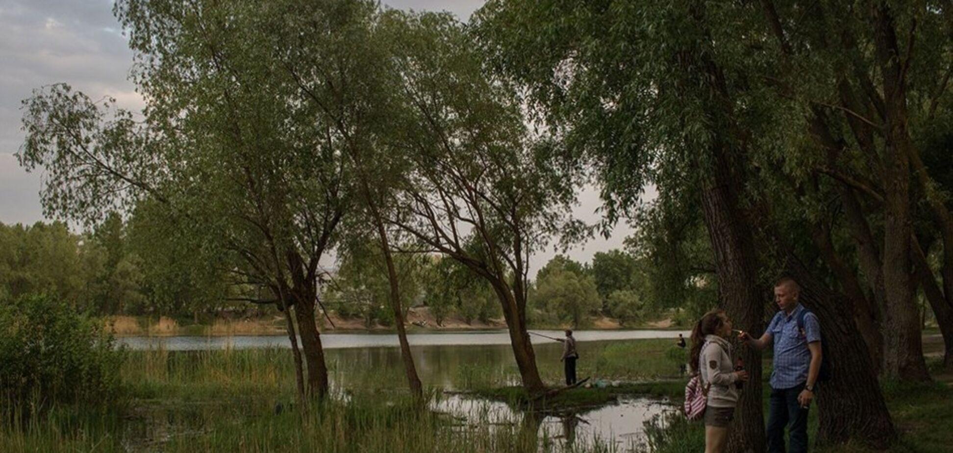 Студент показав життя у 'кам'яних джунглях' Києва: фото робіт