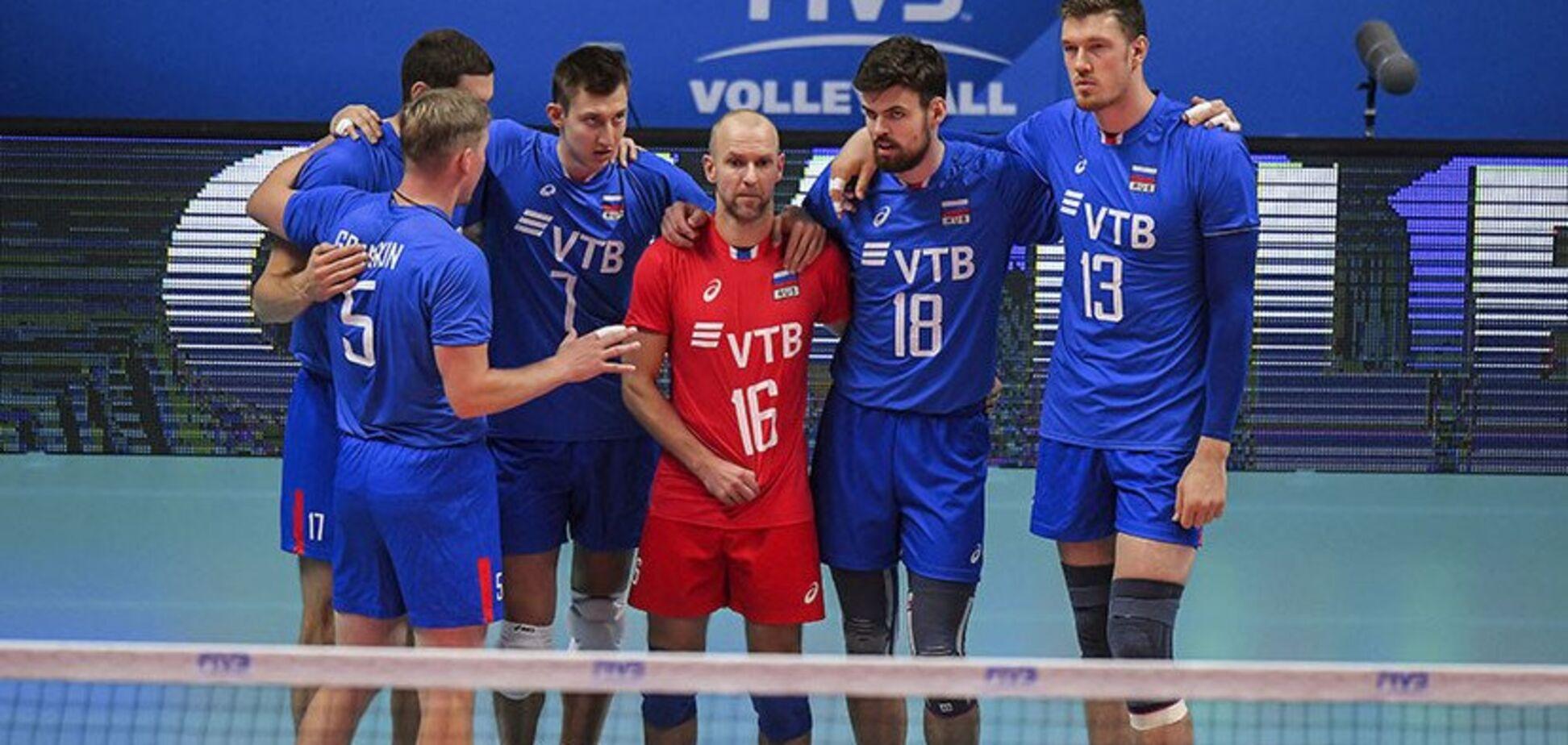 Сборная России опозорилась на чемпионате мира