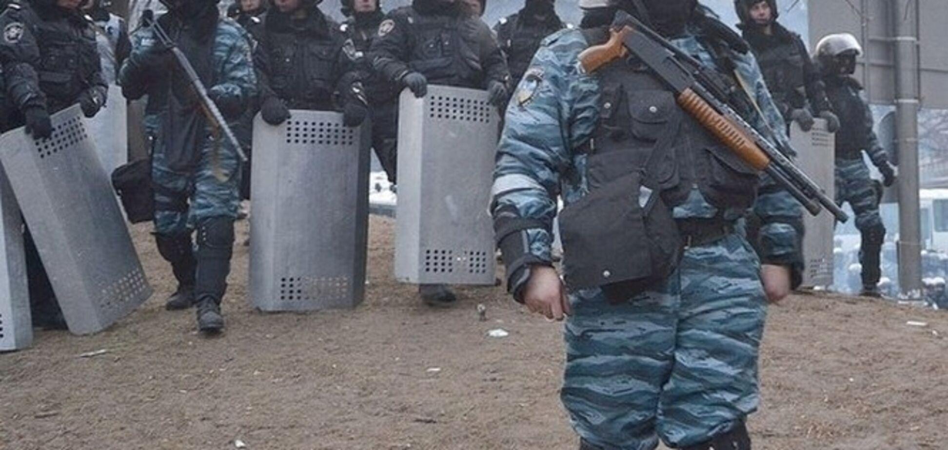 Предателем себя не считает: экс-'беркутовец' отсудил у Нацполиции 100 тыс. грн
