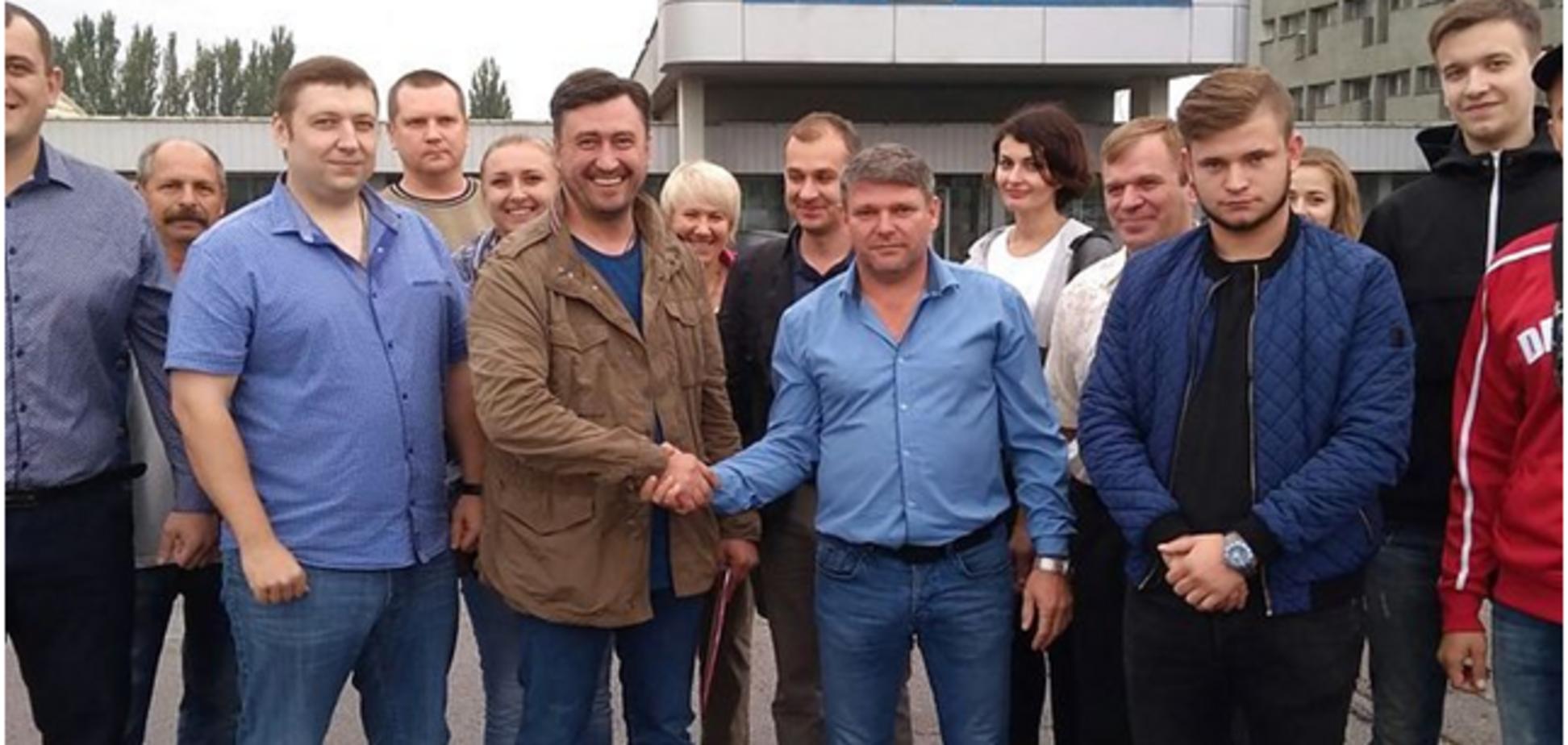 Патриоты не дали ''Розумной силе'' Соловьева подружиться с ''ДНР''