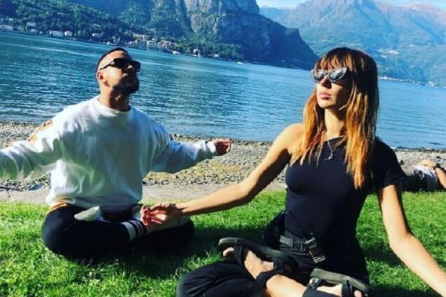 ''Просто рай'': Монатик показал яркие фото из Италии