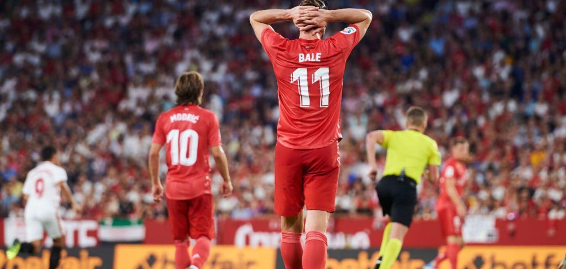 'Реал' с треском проиграл в чемпионате Испании: видеообзор