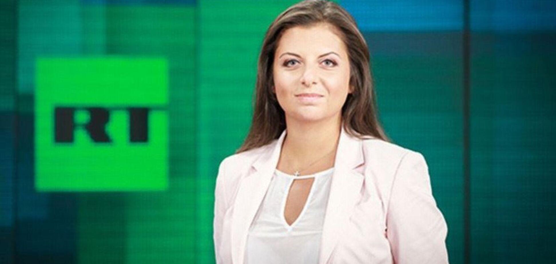 ''Яка тупість!' Російську пропагандистку Симоньян присоромили у мережі