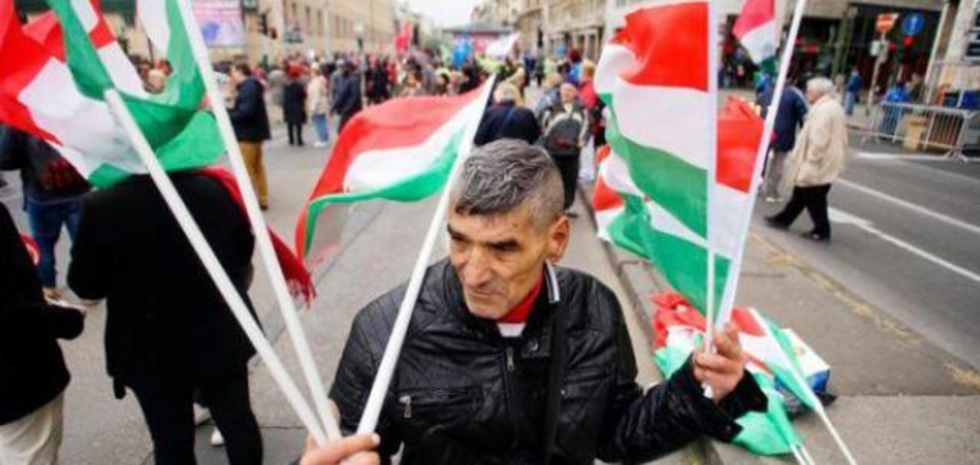''Пора наступать'': Ницой призвала ударить по Венгрии