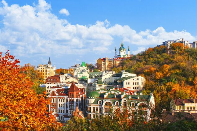 Киев попал в престижный рейтинг городов для путешествий